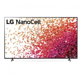 """Televisão LG Série Nano756 SmartTV 75"""" NanoCell 4K UHD"""