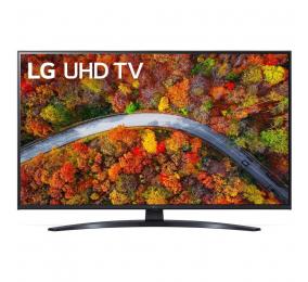 "Televisão LG Série 8100 SmartTV 75"" LED 4K UHD"
