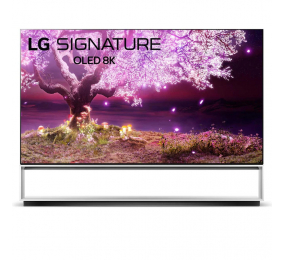"Televisão LG Signature Série Z71 Art Furniture Stand SmartTV 88"" OLED 8K UHD"