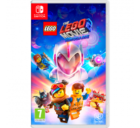 Jogo Nintendo Switch The Lego Movie 2 Videogame