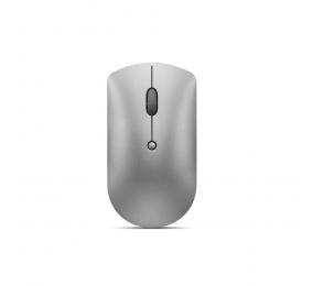 Rato Óptico Lenovo 600 Bluetooth Silent 2400DPI Cinza