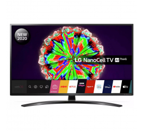 """Televisão Plana LG Nano79 75NANO796NF SmartTV 75"""" NanoCell 4K UHD"""