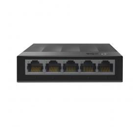 Switch TP-Link LS1005G LiteWave Gigabit 5 Portas Preto