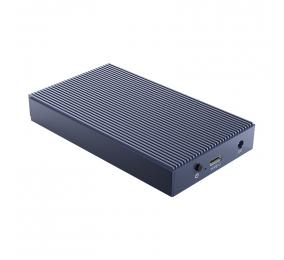 Caixa Externa M.2 Orico M2P2J-C3 Dual-Slot M.2 NVMe para USB 3.1 Gen2 Type-C Cinza