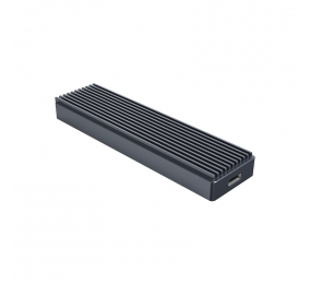 Caixa Externa M.2 Orico M2PJ-C3 SSD M.2 NVMe USB 3.1 Type-C Cinza