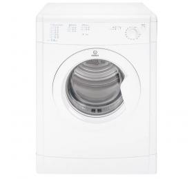 Máquina de Secar Roupa Indesit IDV75 (EU) 7kg Branca