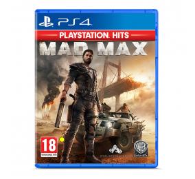 Jogo PS4 Mad Max Hits