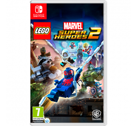 Jogo Nintendo Switch Lego Marvel Super Heroes 2