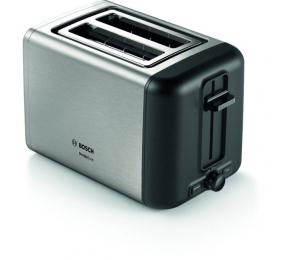 Torradeira Bosch Compact Toaster DesignLine TAT3P420 970W Inox