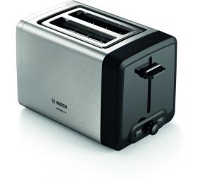 Torradeira Bosch Compact Toaster DesignLine TAT4P420 970W Inox
