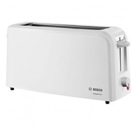 Torradeira Bosch Long Slot Toaster CompactClass TAT3A001 980W Branca