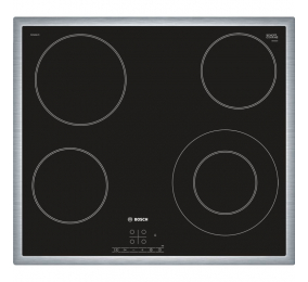 Placa Vitrocerâmica Bosch Serie | 4 PKF645B17E 60cm Preta