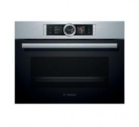 Forno Elétrico Bosch Serie | 8 CSG636BS3 60x45cm Inox A+