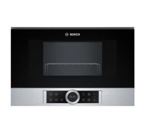 Micro-ondas de Encastre Bosch Serie | 8 BEL634GS1 60x38cm 900W 21 Litros Inox