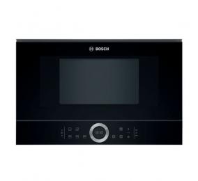 Micro-ondas de Encastre Bosch Serie | 8 BFL634GB1 60x38cm 900W 21 Litros Preto
