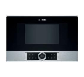 Micro-ondas de Encastre Bosch Serie | 8 BFL634GS1 60x38cm 900W 21 Litros Inox