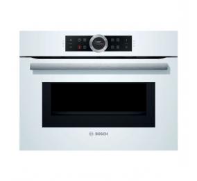 Forno Elétrico Bosch Serie | 8 CMG633BW1 60x45cm Branco A+