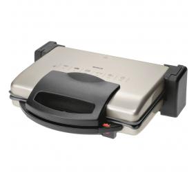 Grelhador de Placa Bosch TFB3302V 1800W Prateado