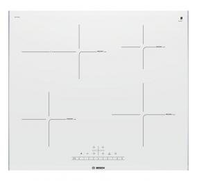 Placa de Indução Bosch Serie | 6 PIF672FB1E 60cm Branca