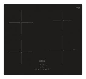 Placa de Indução Bosch Serie | 4 PIE611BB1E 60cm Preta