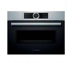 Micro-ondas de Encastre Bosch Serie | 8 CFA634GS1 60x45cm Inox A+