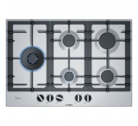 Placa a Gás Bosch Serie | 6 PCS7A5B90 75cm Inox