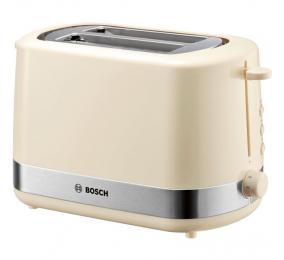 Torradeira Bosch Compact Toaster TAT7407 800W Beje
