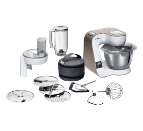 Robot de Cozinha Bosch MUM5 CreationLine Scale MUM5XW20 1000W Branco