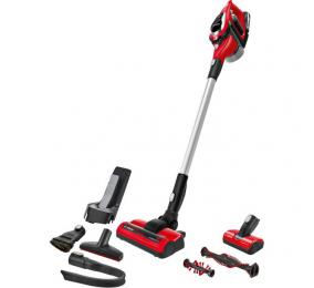 Aspirador Vertical Bosch Serie | 8 Recarregável Unlimited ProAnimal 18V Vermelho