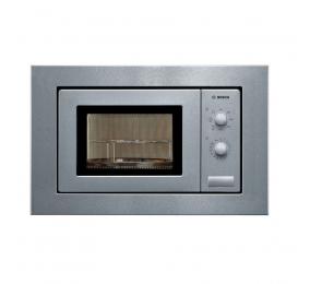 Micro-ondas de Encastre Bosch Serie | 2 HMT72G650 60x36cm 800W 17 Litros Inox