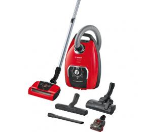 Aspirador Bosch Serie | 8 ProAnimal Com Saco 650W Vermelho