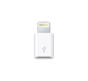 Adaptador Apple Lightning para Micro USB