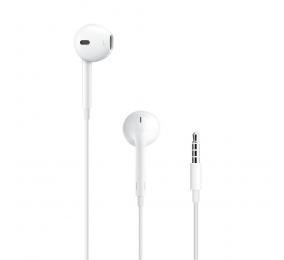 Auriculares Apple EarPods com Ficha para Auscultadores 3,5 mm Brancos
