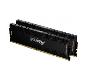 Memória RAM Kingston Fury Renegade 32GB (2x16GB) DDR4-3200MHz 2R CL16 Preta
