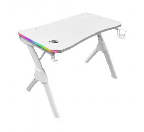 Secretária Gaming Mars Gaming MGD RGB Gaming Desk Branca