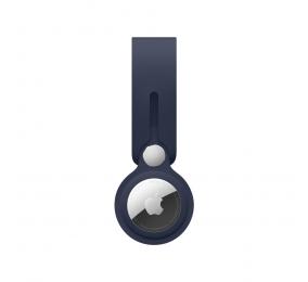 Loop Poliuretano para Apple AirTag Azul Profundo