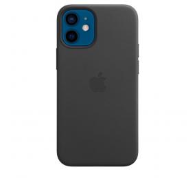 Capa Pele Apple iPhone 12 Mini MagSafe Preta