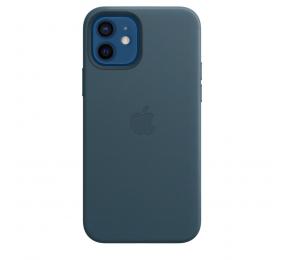 Capa Pele Apple iPhone 12 | iPhone 12 Pro MagSafe Azul Báltico