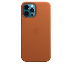 Capa Pele Apple iPhone 12 Pro Max MagSafe Castanho Sela