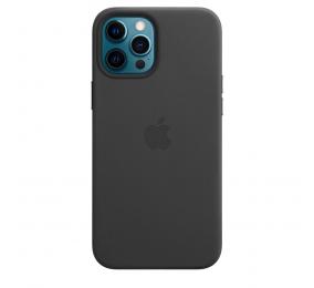 Capa Pele Apple iPhone 12 Pro Max MagSafe Preta