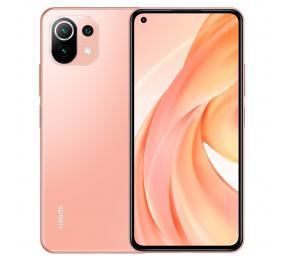"""Smartphone Xiaomi Mi 11 Lite 6.55"""" 6GB/128GB Dual SIM Peach Pink"""