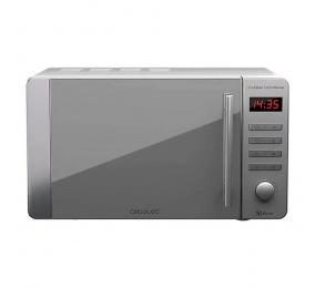 Micro-ondas com Grill Cecotec ProClean 5120 Mirror 800W 20 Litros Aço Inoxidável