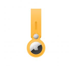 Loop Poliuretano para Apple AirTag Amarelo Girassol