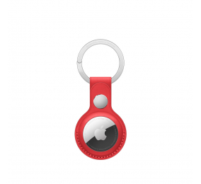 Porta-Chaves Pele para Apple AirTag (PRODUCT)RED