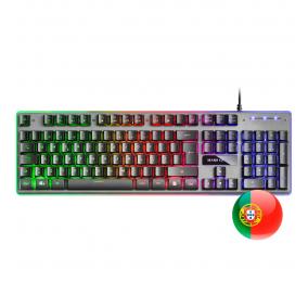 Teclado Mars Gaming MK220 RGB PT