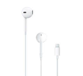 Apple In-ear Earpods com Conector Lightning