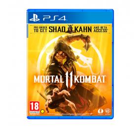 Jogo PS4 Mortal Kombat 11