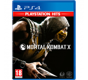 Jogo PS4 Mortal Kombat X Hits