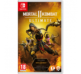 Jogo Nintendo Switch MK11: Ultimate