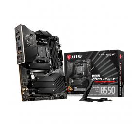 Motherboard ATX MSI MEG B550 Unify